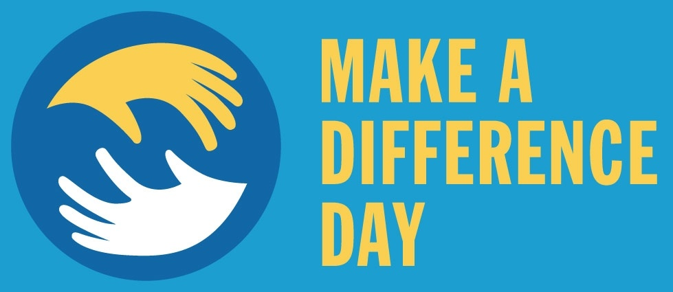 Make A Difference Month - Community Service Learning Center - Grand Valley  State University